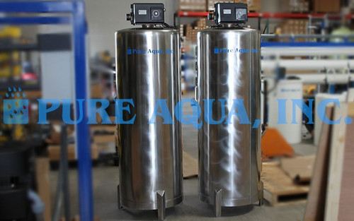 Stainless Steel Media Filtration Units - Kuwait