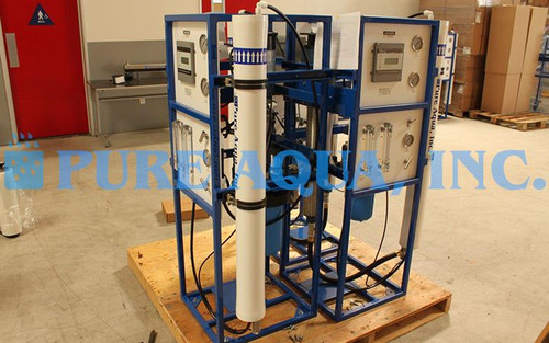 Commercial Brackish Reverse Osmosis Device UAE