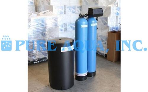 Twin Alternating Water Softener 1500 GPD - Qatar