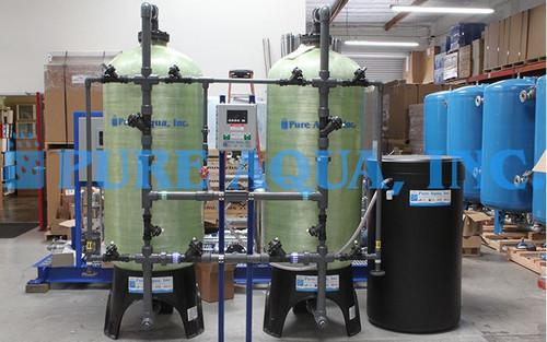 Twin Alternating Softener - Nicaragua