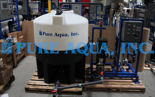 RO Cleaning Skid 120 GPM - USA