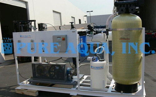 Industrial Desalination Systems Singapore