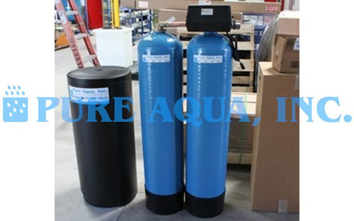 Twin Alternating Water Softener 28,000 GPD - Saudi Arabia