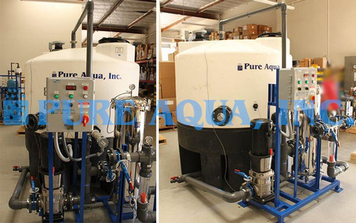 Ultrafiltration UF Cleaning System 305,280 GPD - USA