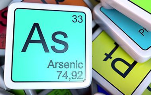 Arsenic Removal from Water