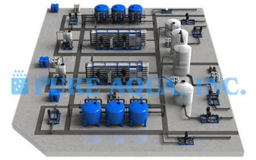 Commercial & Industrial NSF RO System