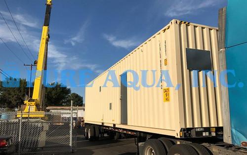 Containerized Reverse Osmosis Machine Nigeria