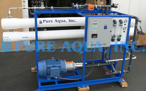 Industrial Seawater RO System SWRO UAE