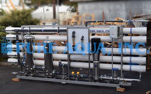 Brackish Water RO System Algeria