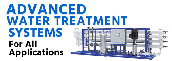 advanced water treatment systems