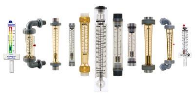 F-550 Acrylic Flowmeter