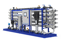 Brackish Water Reverse Osmosis System Projects