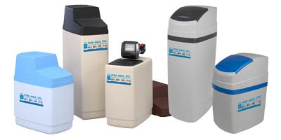 Residential Water Softener System