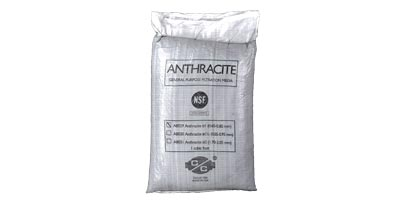 Clack Anthracite Filtration Media