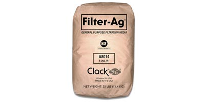 Clack Filter Ag Filtration Media
