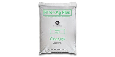 Clack Filter Ag Plus Filtration Media