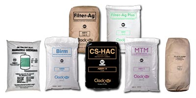 Clack Water Treatment Media