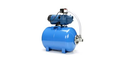 Ek Shadow Well Jet Pump Tank Mounted System