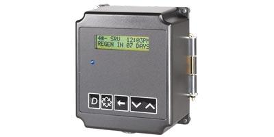 Fleck control timer