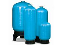 frp water filter tanks