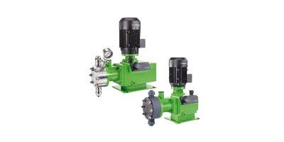 Grundfoss DMH Pumps