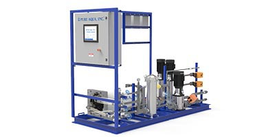 Electrodeionization EDI Systems