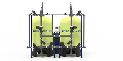 Industrial Water Softener Systems SF-110F