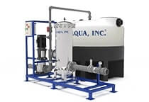 membranes cleaning skids systems, industrial & commercial/