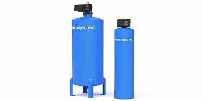 anthracite multi-media filtration machine