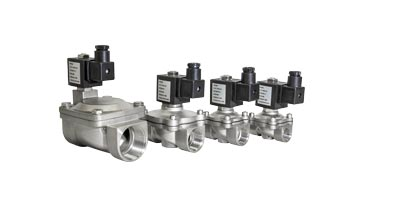 Stainless Steel Needle Valves NV Series