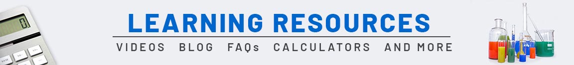 Learning resources banner