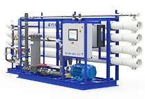 Seawater Reverse Osmosis System Projects
