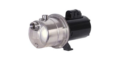 Webtrol Self Priming SS Centrifugal Pumps