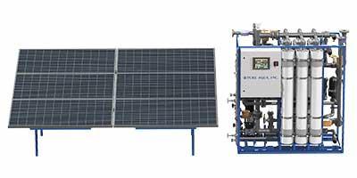 Solar Powered UF System