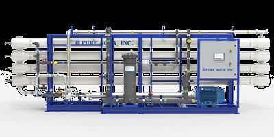 SWI Industrial Sea Water Desalination System