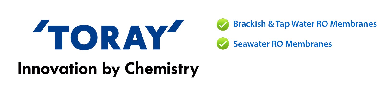 toray membranes elements parts and components