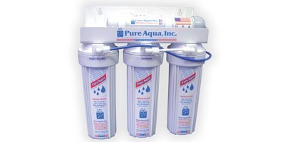 Point of Use UV Sterilizer UVR