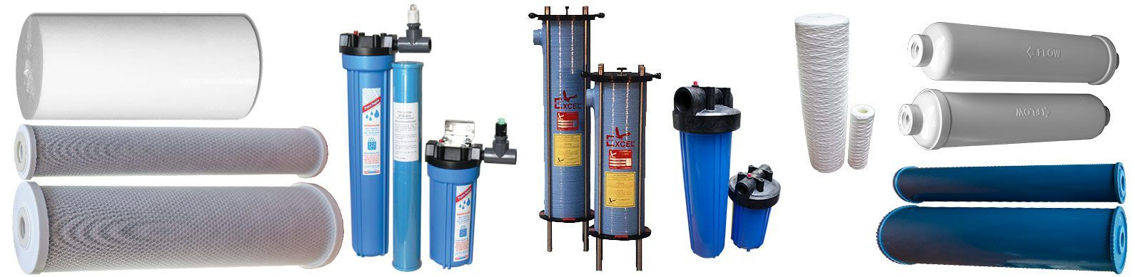 cartridge filters parts and components