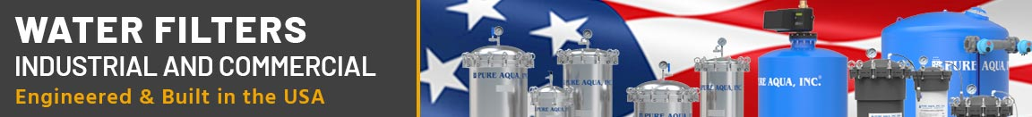 water filters industrial & commercial
