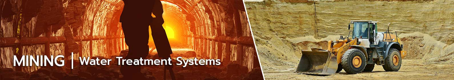 water treatment systems for mining industry