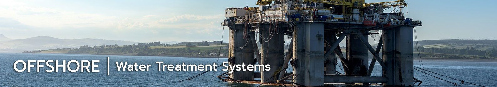 water treatment systems for offshore industry