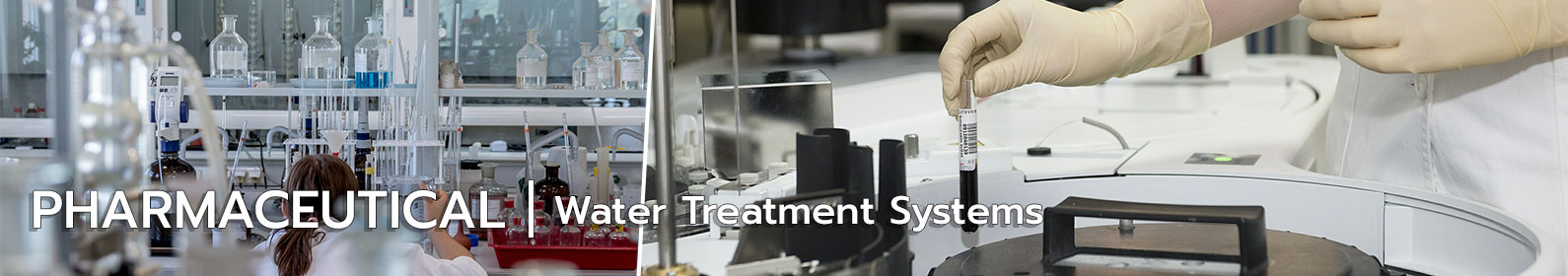 Pharmaceutical Water Treatment Systems