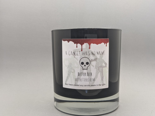 Butterbeer - Hot Buttered Rum 9oz candle