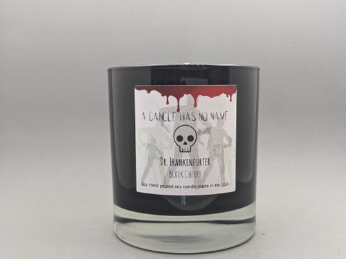 Dr. Frankenfurter - Black Cherry 9oz candle