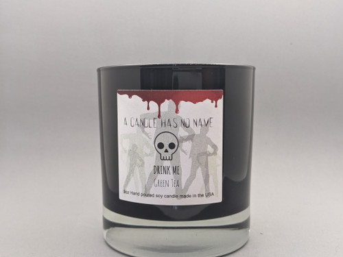 Drink Me - Green Tea 9oz candle