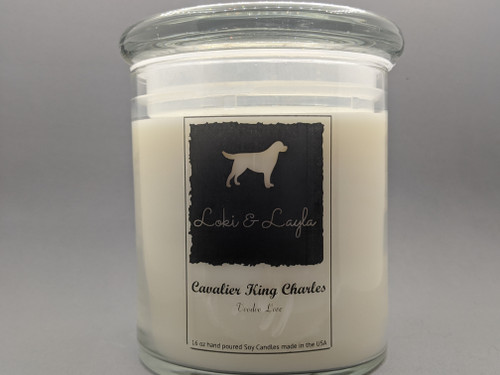 Cavalier King Charles - Voodoo Love 16oz candle
