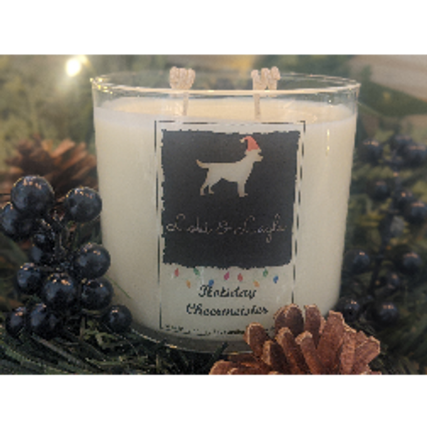 Holiday Cheermeister 16oz Double Wick