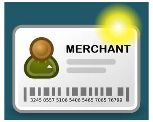 Merchant number