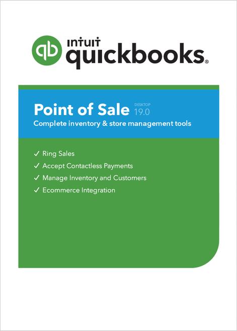 QuickBooks POS19 Pro Add U