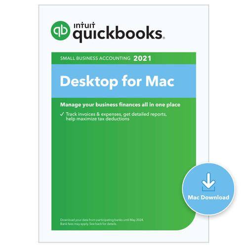 QuickBooks Desktop for Mac 2021